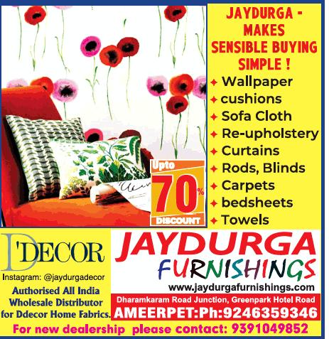 JayDurga furnishings