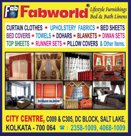 Fabworld Lifestyle furnishings