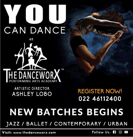 The dance Worx Mumbai