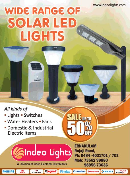 Indeo lights Ernakulam