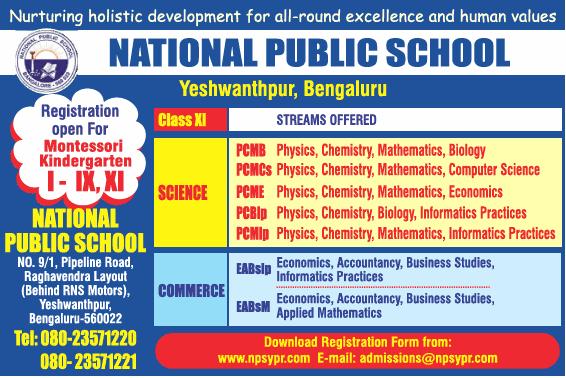 National public school yeshwanthpur