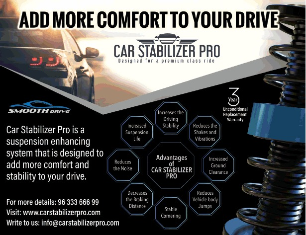 Car Stabilizer Pro
