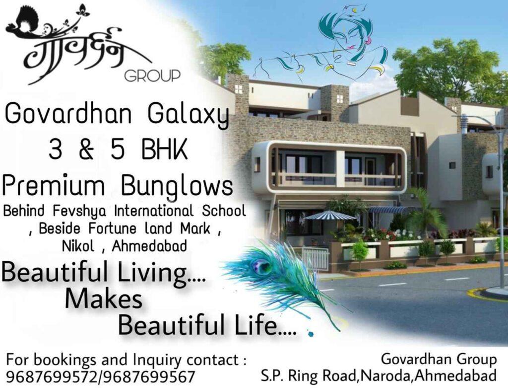 Govardhan Group Premium Bungalows
