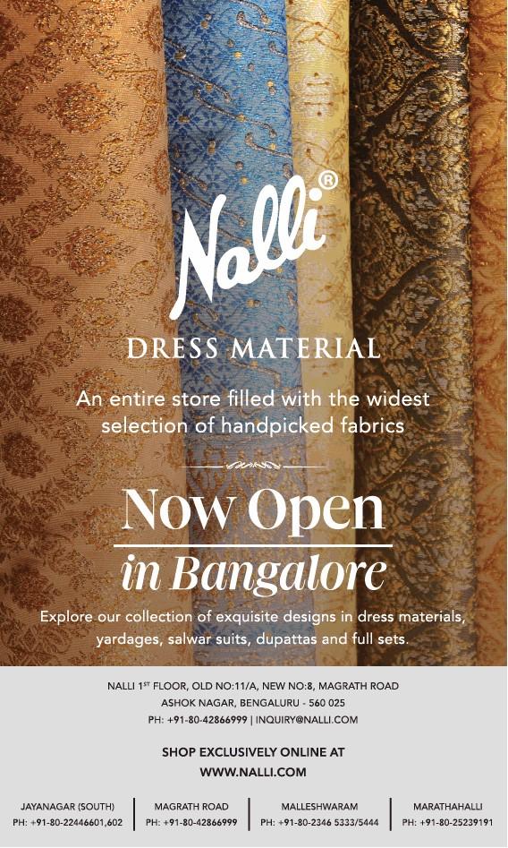 Nalli silk shop