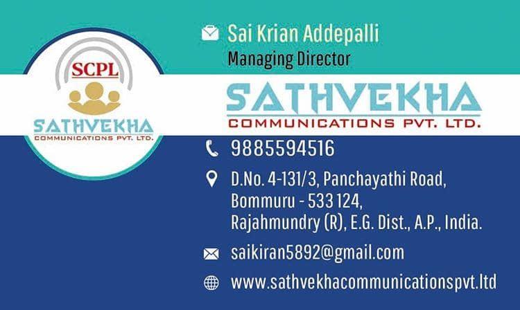 Sathvekha Communications