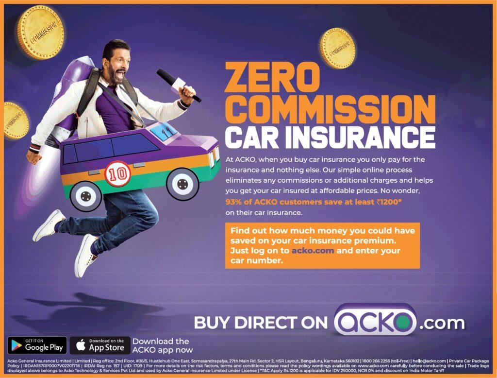 Acko Insurance