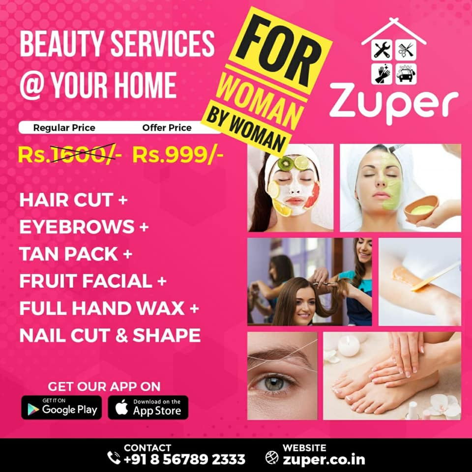 Zuper Beauty Services