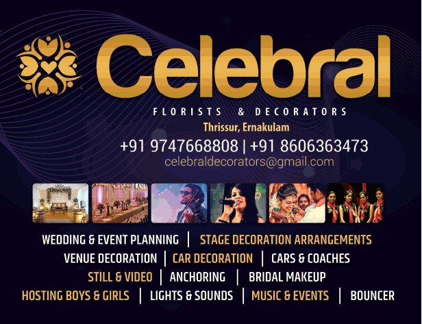 Celebral Florists & Decorations