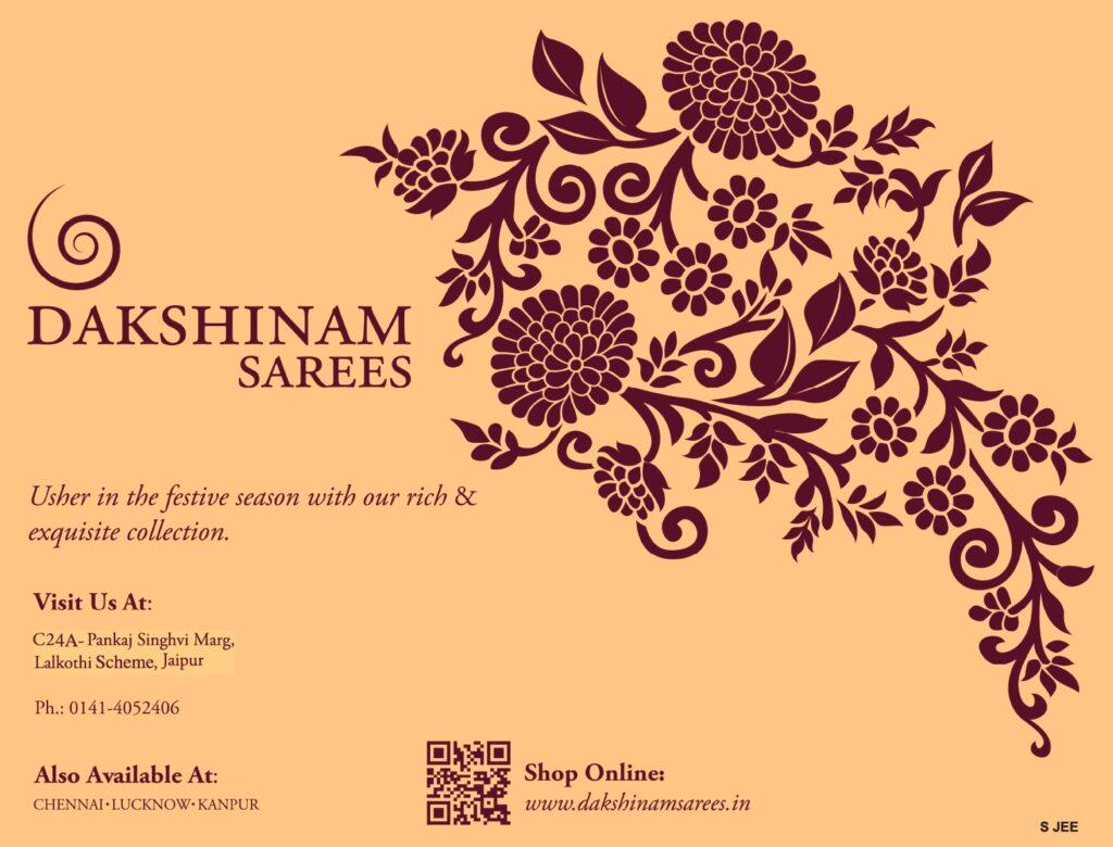 Dakshinam Sarees Jaipur