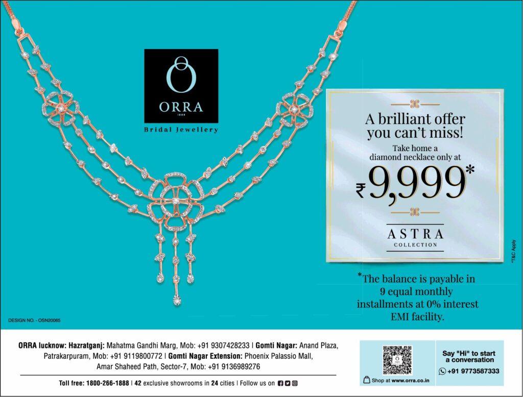 Orra jewellery Lucknow