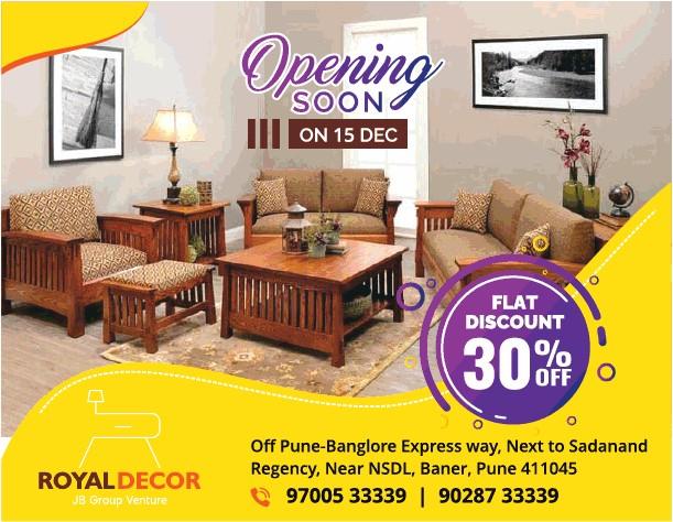 Royal decor Pune