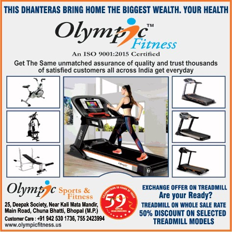 Olympic Fitness Bhopal