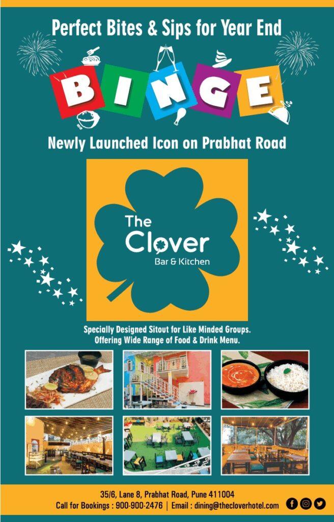 The Clover Bar & Kitchen