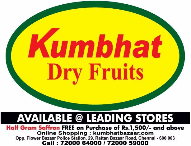 Kumbhat Dry Fruits
