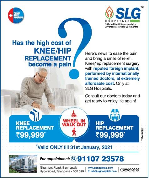 Slg Hospitals Hyderabad
