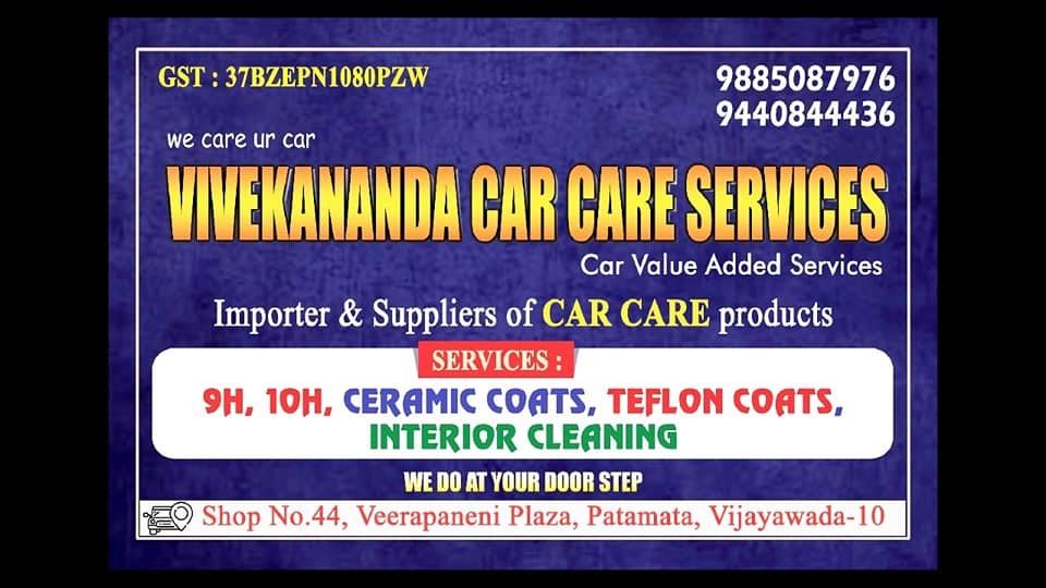 Vivekananda car care services