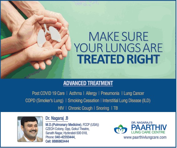 Parthiv lung care center
