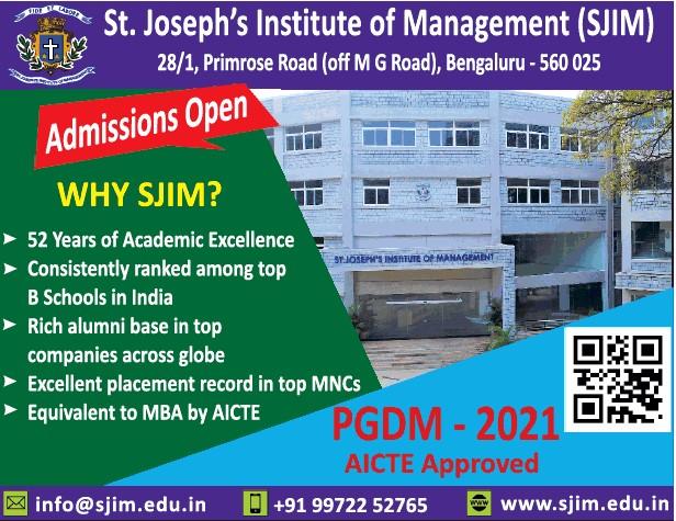 St.Joseph's Institute of Management