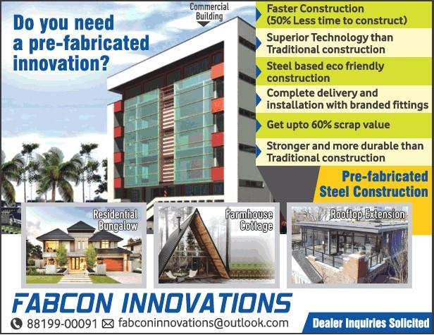 Fabcon Innovations