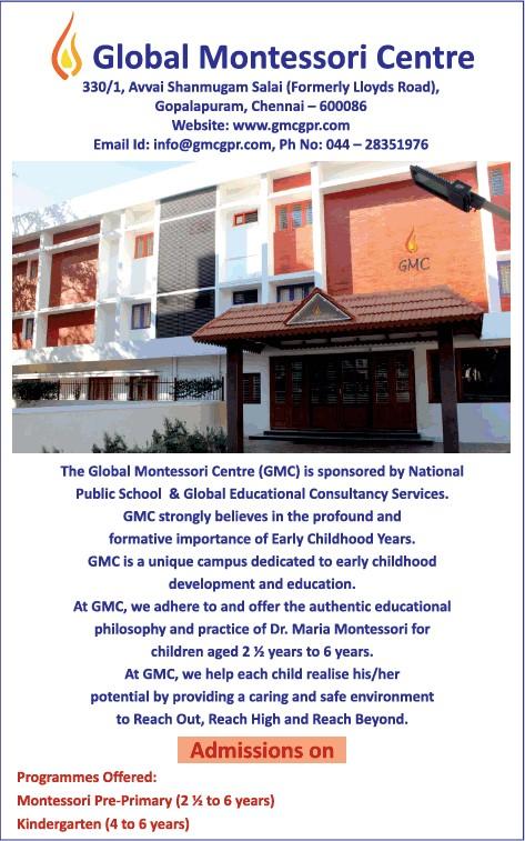 Global Montessori Centre