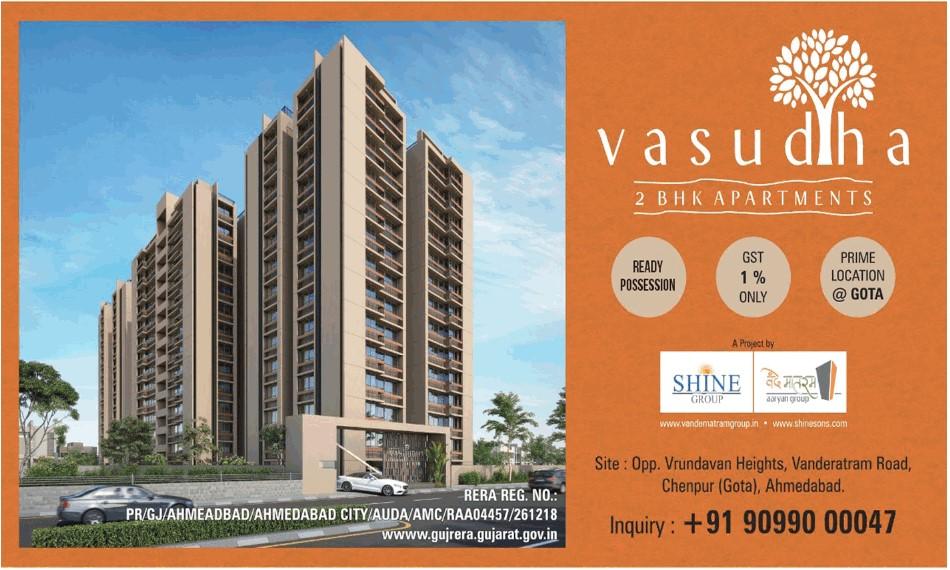 vasudha apartments Ahmedabad