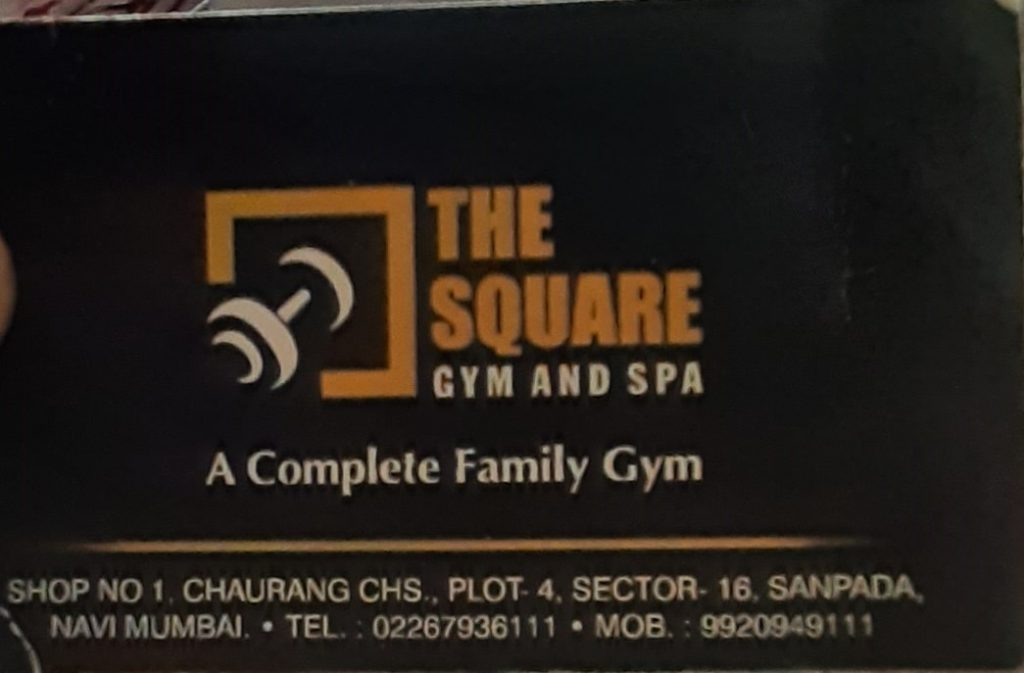 The square gym and Spa
