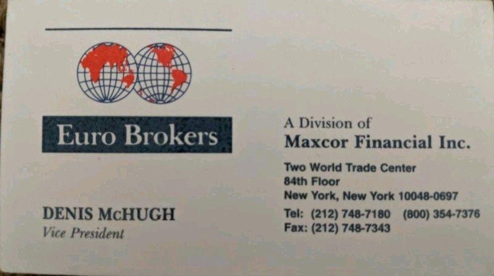 Euro Brokers new york